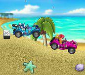 Hra - Monkey Kart