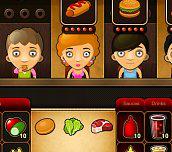 Hra - Fast Food Bar