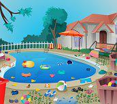 Hra - Swimming Pool