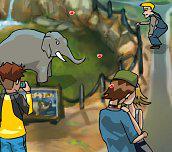 Hra - Líbání v zoo