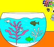 Hra - AquariumPainting