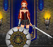 Hra - Princeznaválečnice