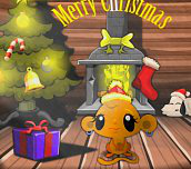 Hra - Monkey Go Happy Christmas