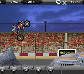 Hra - Moto Stunts
