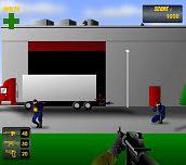 Hra - ShooterSparkandEnforces