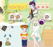 Hra - Oblečmaminkusdcerkou