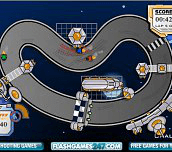 Hra - SpaceRace