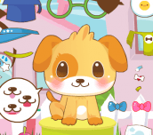 Hra - CuteDoggyDressUp