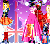 Hra - BritishGownDressUp
