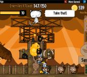 Hra - Cat God vs Sun King 2