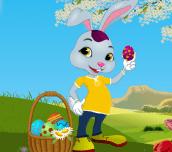 Hra - EasterBunnyDressup