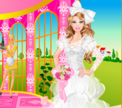 Hra - BarbieBrideDressUp