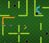 Hra - Snake Fight Arena
