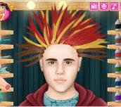 Hra - Justin Bieber Haircut