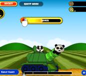 Hra - Rocket Panda