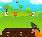Hra - Shooting Practice