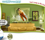 Hra - The Cat in the Hat - Don't Jump on the Couch