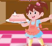 Hra - Barbie Birthday Cake