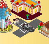Hra - My Romantic Town