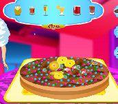 Hra - Barbie Apple Pie decoration