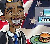 Hra - Obama burgers