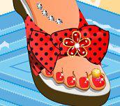 Hra - Fashion Foot Nails