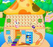 Hra - MushroomHouseDecor