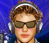 Hra - Justin Bieber tattoos makeover