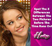 Hra - Hannah Montana rozdíly