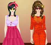 Hra - Bff´s 60´s Fashion