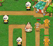 Hra - Love Panda Defense