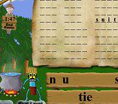Hra - AlphabetJungle