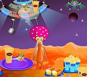 Hra - Mimozemskárestaurace