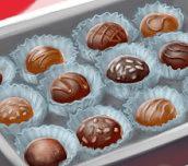 Hra - Čokoládovébonbóny