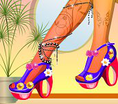 Hra - FashionHighHeel2
