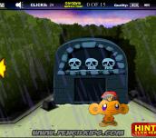 Hra - MonkeyGOHappyTheCastle