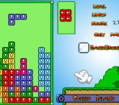 Hra - Mario Tetris 3