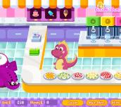 Hra - DinoRestaurant