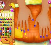 Hra - Summer Nails Spa