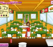 Hra - Lea's Fast Food Restaurant