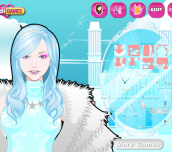 Hra - Ice Queen Make up game