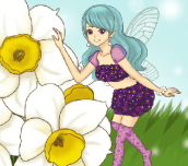 Hra - FairyGirlDressUp