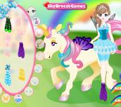 Hra - UnicornCaring2