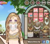 Persian Princess Make up