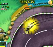 Hra - SpongebobSpeedCarRacing2
