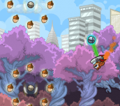 Hra - Rocket Squirrel