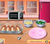 Hra - ChickenParmesan