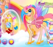 Hra - PonyPrincessHaircare