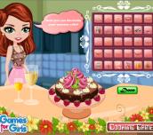 Hra - CakeMasterChocolateandvanillazebracake
