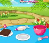 Hra - CheeseChocolateSquareCake